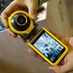 カシオの分離型カメラが進化! 強化モデル「EX-FR100」