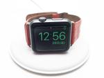 Apple Watch純正充電ドックか、ベルキンのデュアル充電ドックか