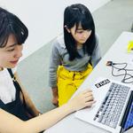 プログラミングほぼ未経験の女子中学生と一緒に挑戦:池澤あやかの自由研究