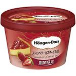 ハーゲンダッツ甘酸っぱい苺「ストロベリーカスタードタルト」発売:今日は何の日