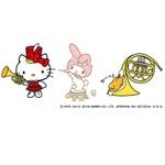 サンリオ×島村楽器コラボグッズ発売:今日は何の日