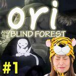 Steamの良作『Ori and the Blind Forest』をつばさがプレイしたら涙腺が崩壊した動画【スタッフ困惑】