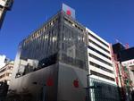 12月1日は「世界エイズデー」Apple Store銀座、名古屋、心斎橋、福岡天神のリンゴが赤に