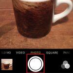 iPhoneカメラのシャッターの切り方は3パターン!