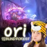 Steamの良作『Ori and the Blind Forest』でつばさが華麗なプレイを見せつける!【意外と得意?】