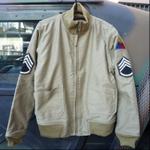 安くて再現性が高い米軍のタンカースジャケットを買いました