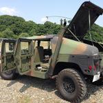 憧れの米軍車両「HMMWV(ハンヴィー)」を手に入れた!