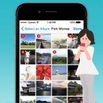 撮った動画を選択するだけで連結できるアプリ─注目のiPhoneアプリ3選