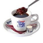 コメダ珈琲でコーヒー×小豆のあまとろデザートドリンク「小豆小町」