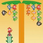 サルをぶら下げて遊ぶパズルゲーム─注目のiPhoneアプリ3選
