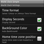 Androidアプリの設定画面を作成する