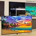 LG、CES 2016で98型8Kテレビや10億色4Kテレビ