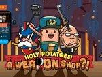 どこかで見た伝説のヒーローに武器を売りつける経営シミュ『武器屋物語じゃが?!』:Steam
