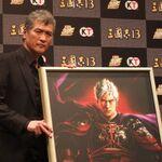 テーマソング提供の吉川 晃司さんも登場、三國志13完成発表会が開催