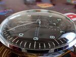 7年前から狙っていた腕時計「ユンハンス クロノスコープ」を衝動買い!