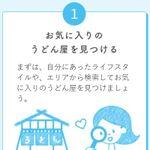 香川県で「うどん屋に近い物件」検索サービスはじまる