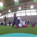 東京ヤクルトスワローズ、360度キャンプ動画をYouTube配信
