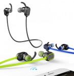 Anker、2599円のスポーツ向き防水Bluetoothイヤフォン