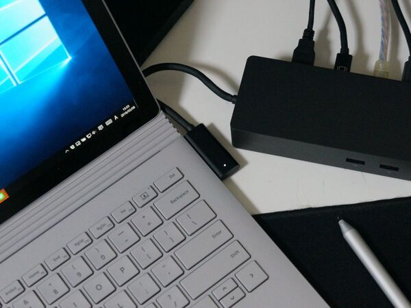 Surface BookやSurface Pro 4など、2 in 1ノートを徹底活用!