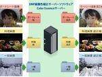 大日本印刷、写真画質を自動補正するサーバー向けソフトを発売