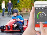 子供の無謀運転をリモートコントロールできる電動カート「Arrow Smart-Kart」