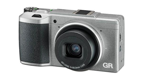 「GR II Silver Edition」