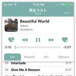 楽曲を自由に組み合わせて聴ける音楽プレーヤー─注目のiPhoneアプリ3選