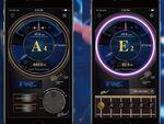 iPhoneがチューナーに、プロも納得する高精度チューニングアプリ