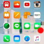 iPhoneのホーム画面をスワイプしないで切り替える方法
