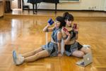 アップアップガールズ(仮)の仙石みなみさんと新井愛瞳さんがVECLOSのオススメの使い方を紹介!