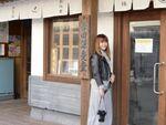 9nine吉井香奈恵と歩く、小江戸・川越の街とデジタルカメラ