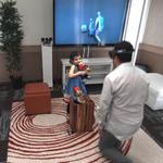 VRグラス「HoloLens」でバーチャル同居人も自在「holoportation」技術