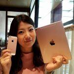 動画&実機レビュー:iPhone SEと新iPad Proが編集部に到着