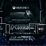 4K対応最強ゲーム機「Xbox One X」11月7日発売 PUBGも独占先行で年内登場決定!