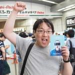 予約成功!PlayStation VR行列予約現場レポートinヨドバシAkiba