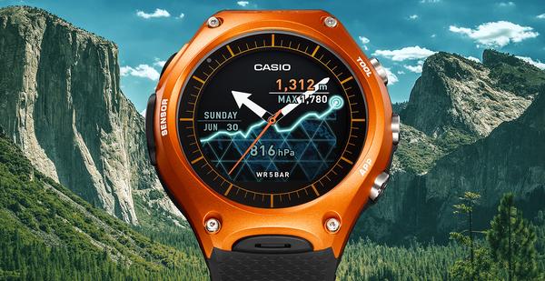 「Smart Outdoor Watch」