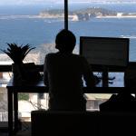 生産性、急上昇!これぞ景観美の南紀白浜テレワーク