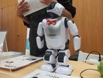 AIBOのノウハウ活用 VAIOがロボット量産進めてた