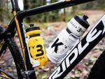 磁力で固定する自転車用ボトル「コアラボトル」が登場