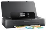 バッテリー内蔵可能で2.1kgと軽い「HP OfficeJet 200 Mobile」が登場