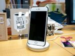 iPhoneの置き場所を真剣に考えたことがありますか