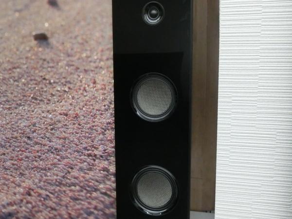 磁性流体スピーカーのコーン素材を変更