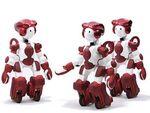 接客・案内サービスをする人型ロボット「EMIEW3」を日立が開発
