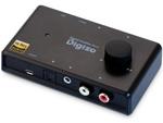 プリンストン、ハイレゾ記録に対応したUSBオーディオキャプチャーユニット「デジ造」