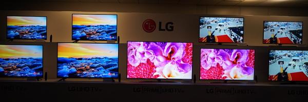 4K液晶テレビも豊富にラインナップする