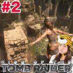 つばさビビりまくりのSteam版『Rise of the Tomb Raider』初見プレイ後編
