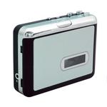 カセットテープをデジタル音源化できるポータブルプレーヤー