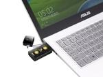 ASUS、USBメモリーサイズのオーディオデバイス「Xonar U3 PLUS」