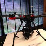 数センチの位置調整も可能な空撮用ドローン「Matrice 600」が登場