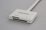 ADATAの超便利なiPhone/iPad向けLightningカードリーダー